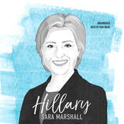 Hillary Audiobook, by Sarah Marshall