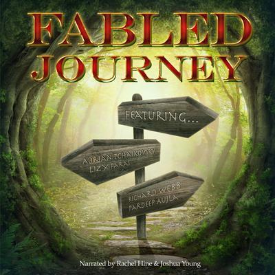 Fabled Journey Audiobook, by Elizabeth Xifaras