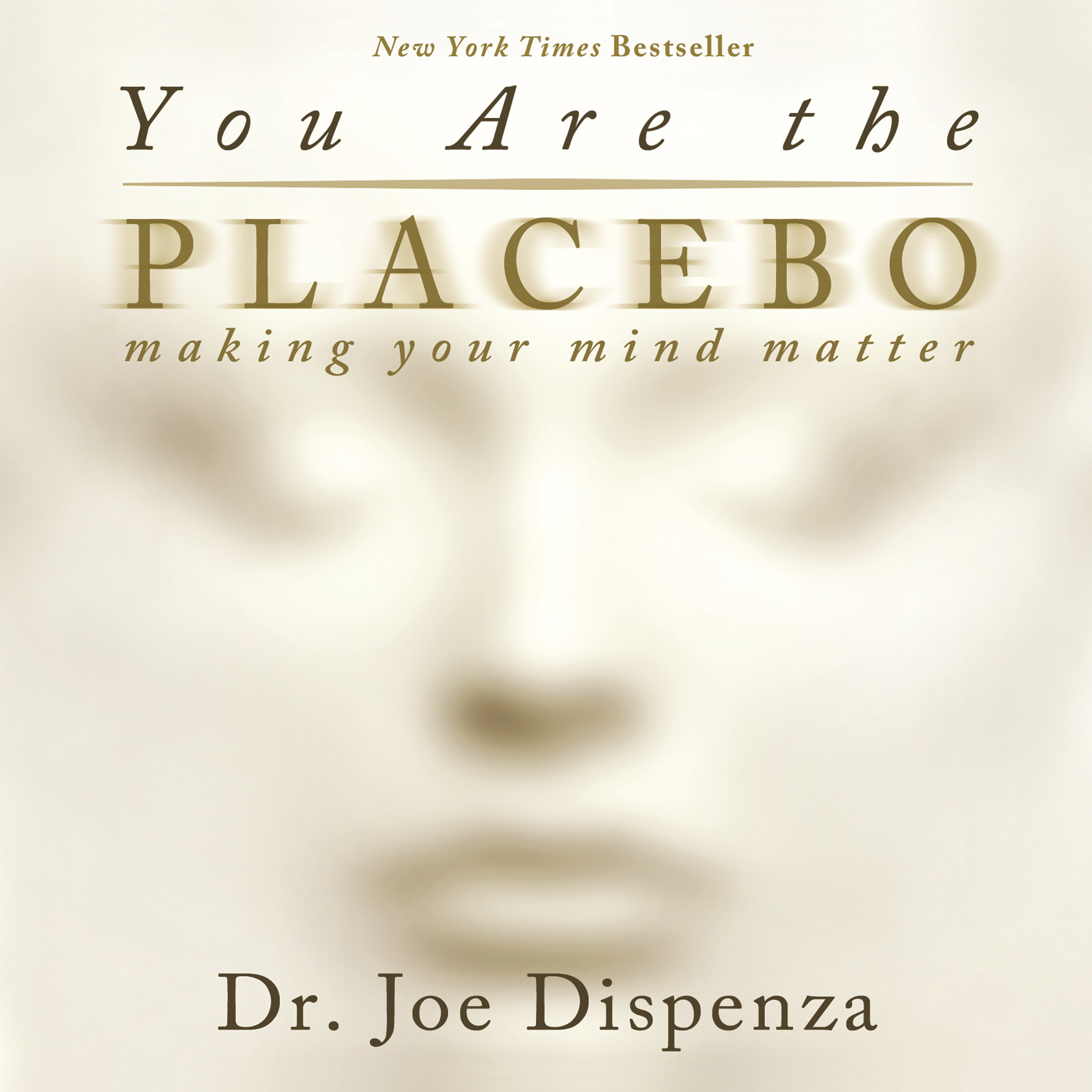 Printable You Are The Placebo Audiobook Cover Art