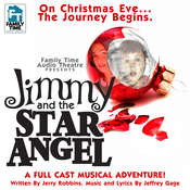 Jimmy and the Star Angel Audiobook, by Jerry Robbins