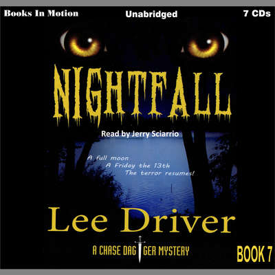 Nightfall Audiobook, by Lee Driver