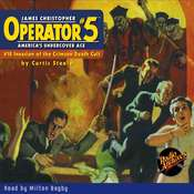 Operator #5: Invasion of the Crimson Death-Cult Audiobook, by Curtis Steele