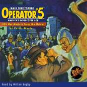 Operator #5: War Master From Orient Audiobook, by Curtis Steele