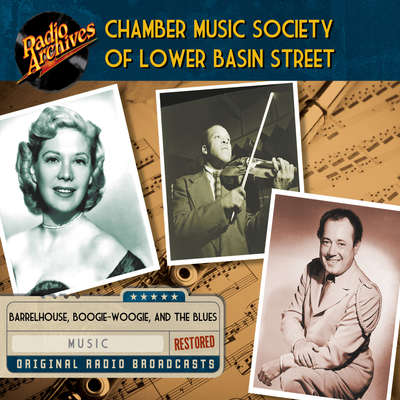 Chamber Music Society of Lower Basin Street Audiobook, by various authors