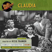 Claudia, Volume 1 Audiobook, by James Thurber