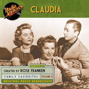 Claudia, Volume 11 Audiobook, by James Thurber