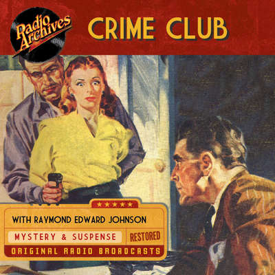 Crime Club Audiobook, by Stewart Sterling