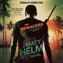 The Menacers Audiobook, by Donald Hamilton