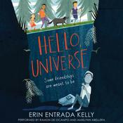 Hello, Universe, by Erin Entrada Kelly