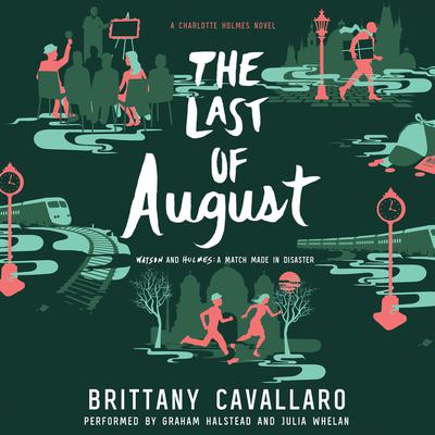 The Last of August Audiobook, by Brittany Cavallaro