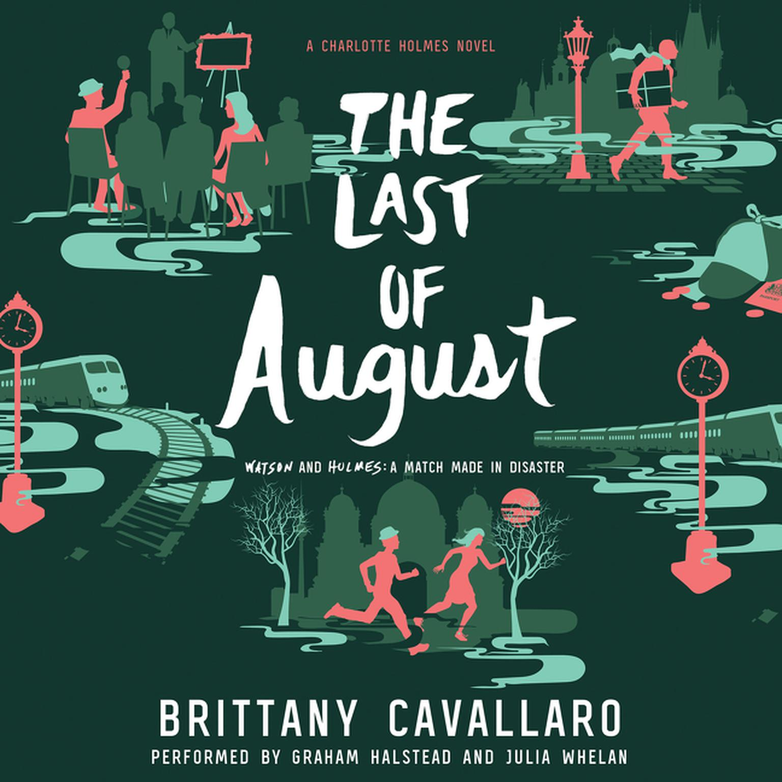 Printable The Last of August Audiobook Cover Art