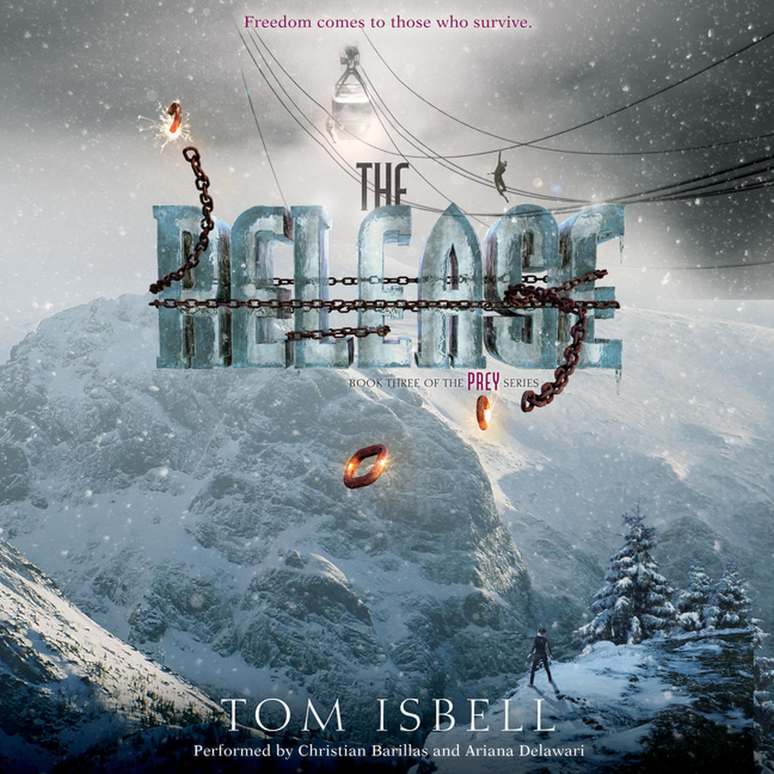 Printable The Release Audiobook Cover Art