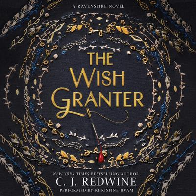 The Wish Granter Audiobook, by C. J. Redwine