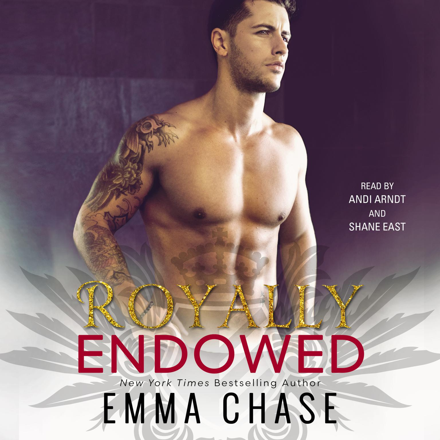 Printable Royally Endowed Audiobook Cover Art