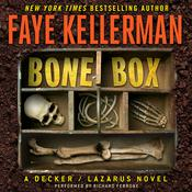 Bone Box: A Decker/Lazarus Novel, by Faye Kellerman