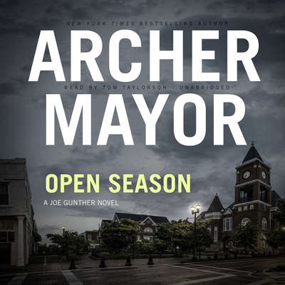 Open Season Audiobook, by Archer Mayor