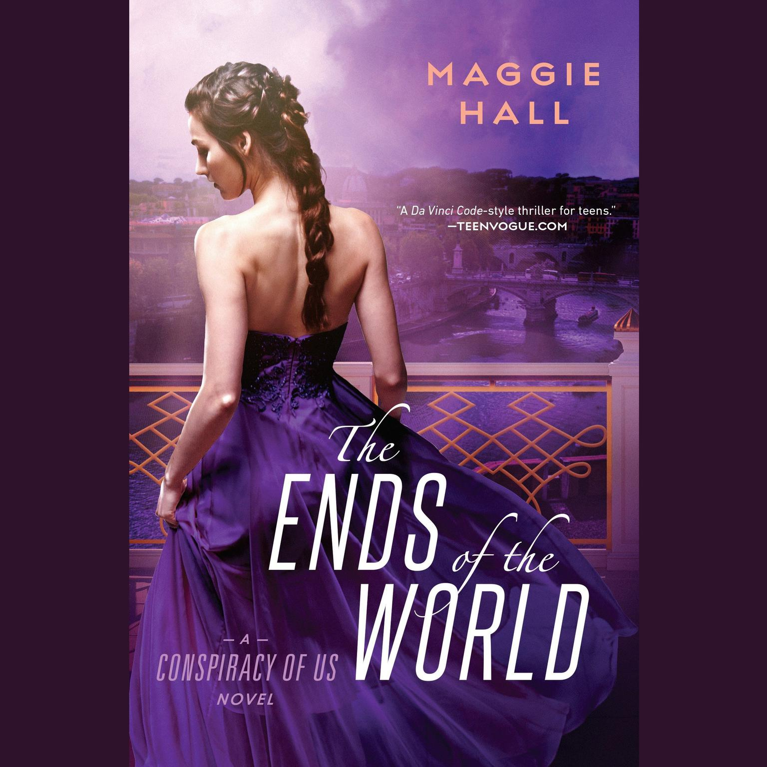 Printable The Ends of the World Audiobook Cover Art