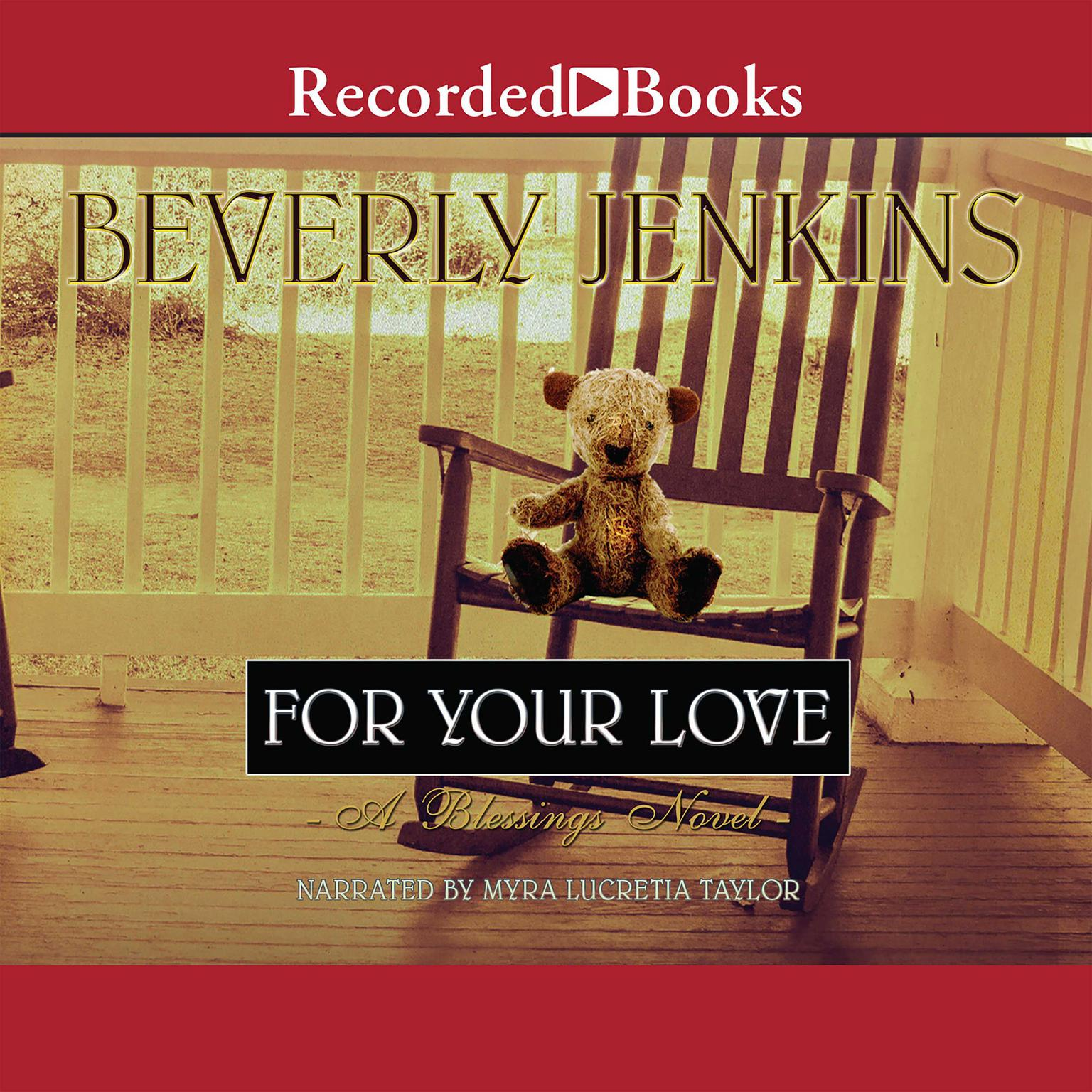 Printable For Your Love Audiobook Cover Art
