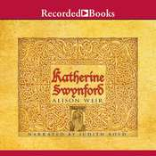 Katherine Swynford: The Story of John of Gaunt and His Scandalous Duchess Audiobook, by Alison Weir