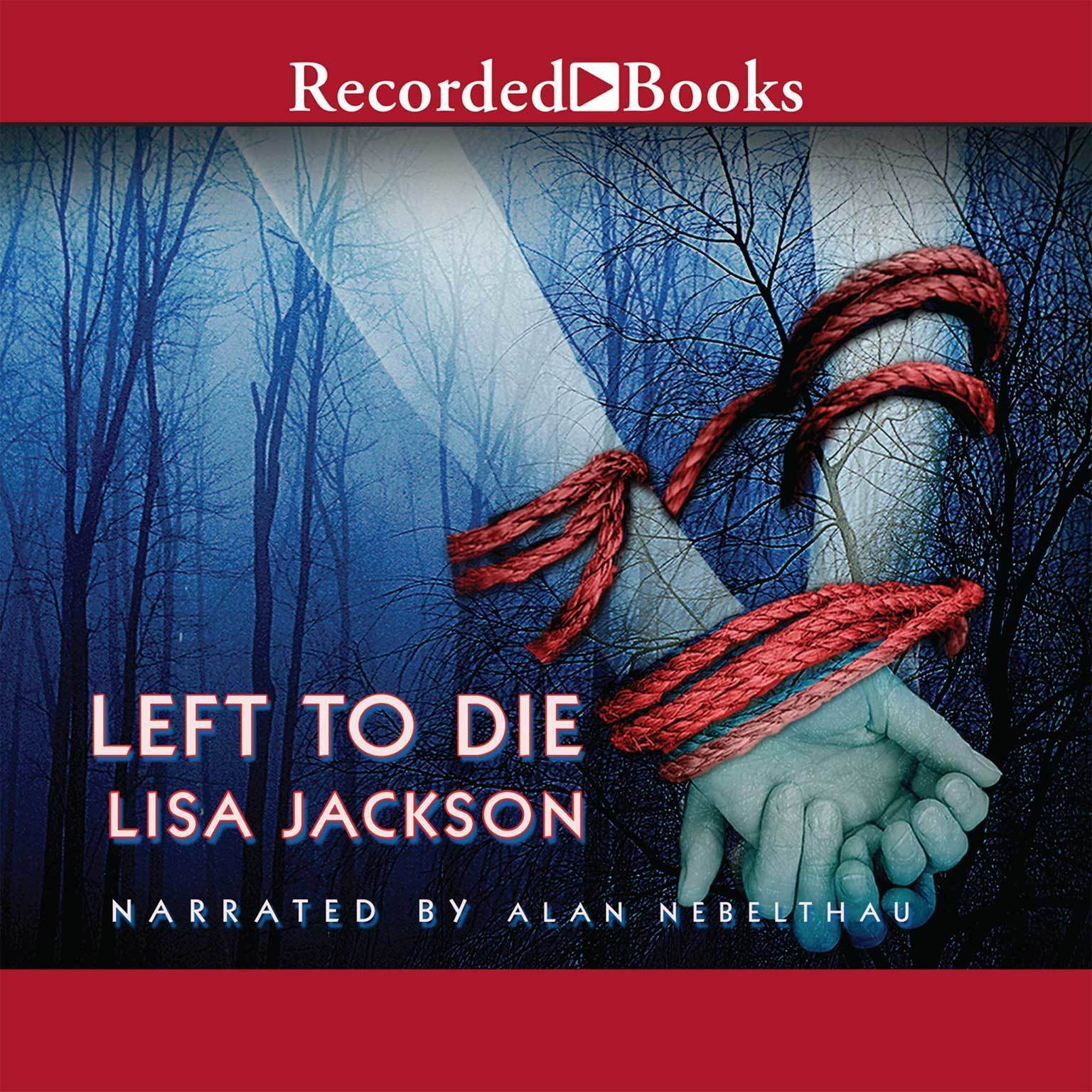 Printable Left to Die Audiobook Cover Art