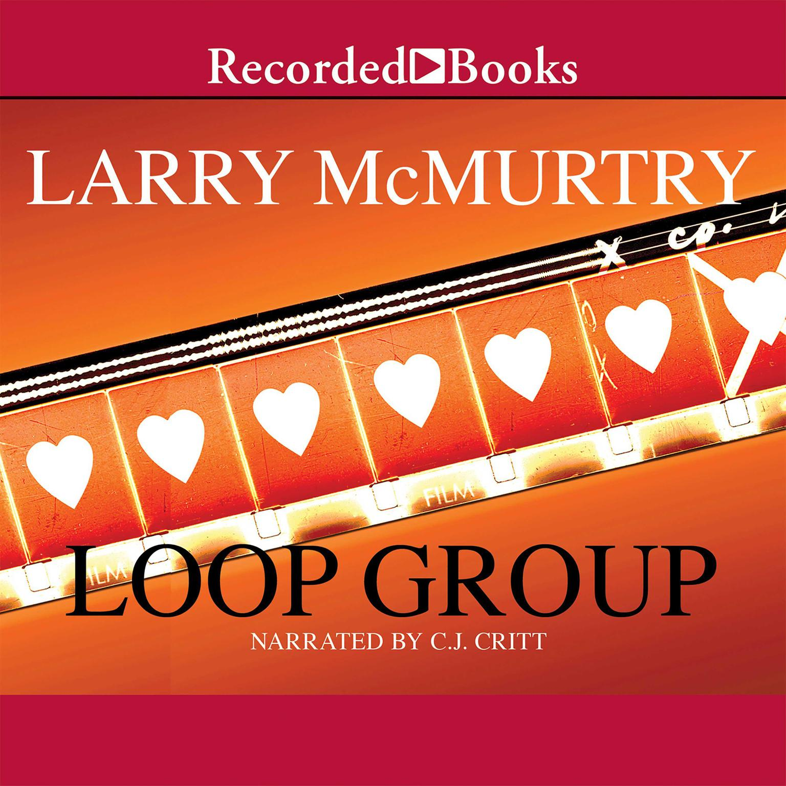 Printable Loop Group Audiobook Cover Art