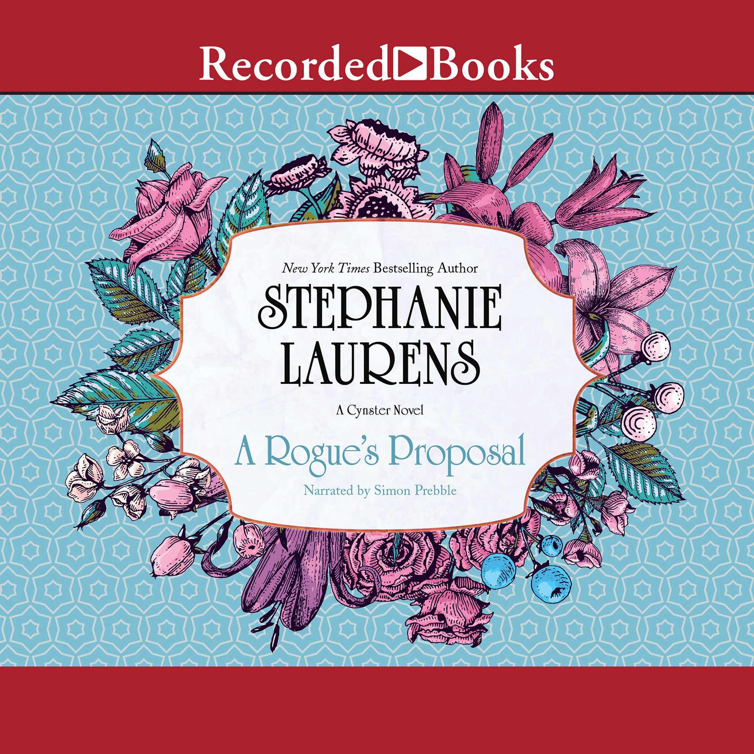 Printable A Rogue's Proposal Audiobook Cover Art