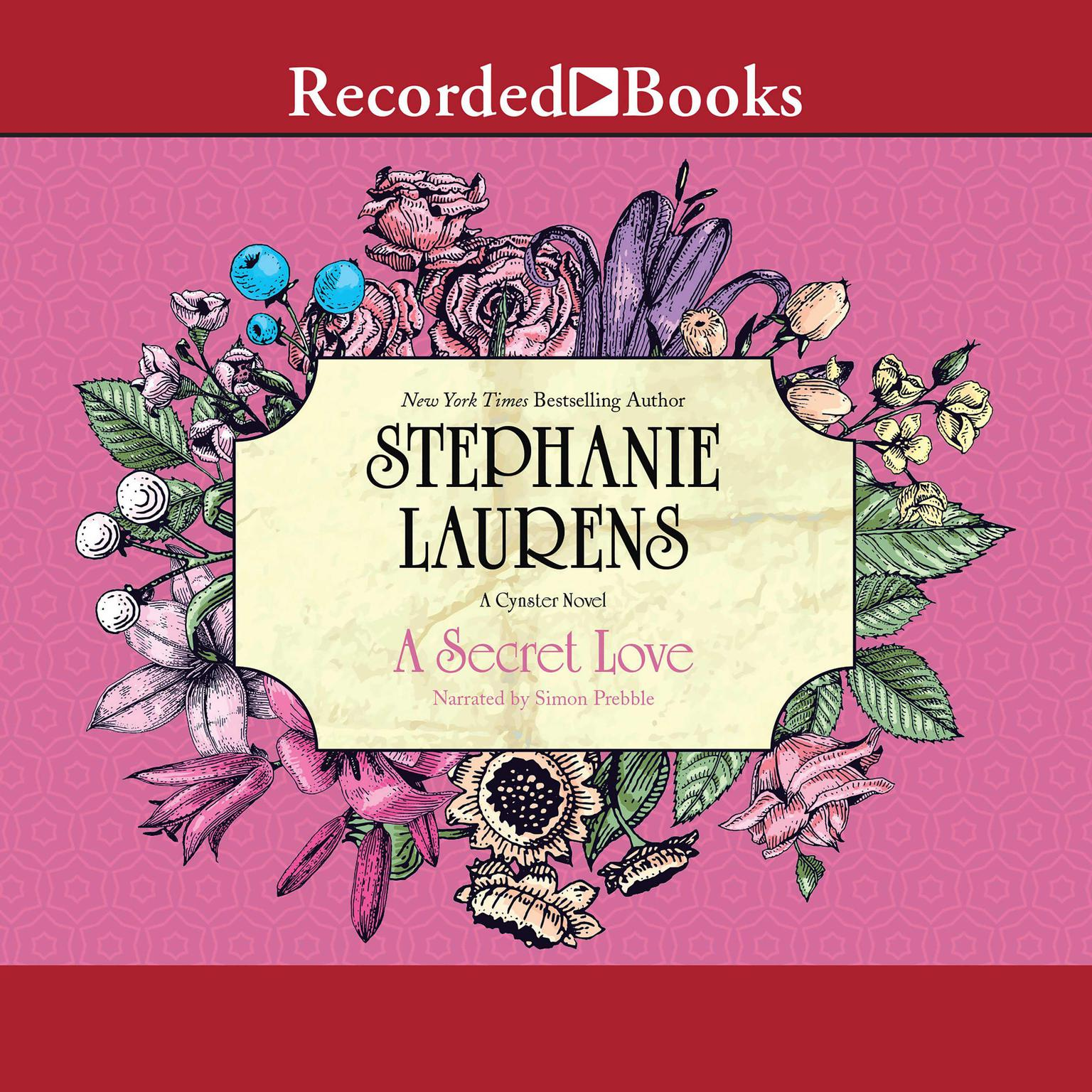 Printable A Secret Love Audiobook Cover Art