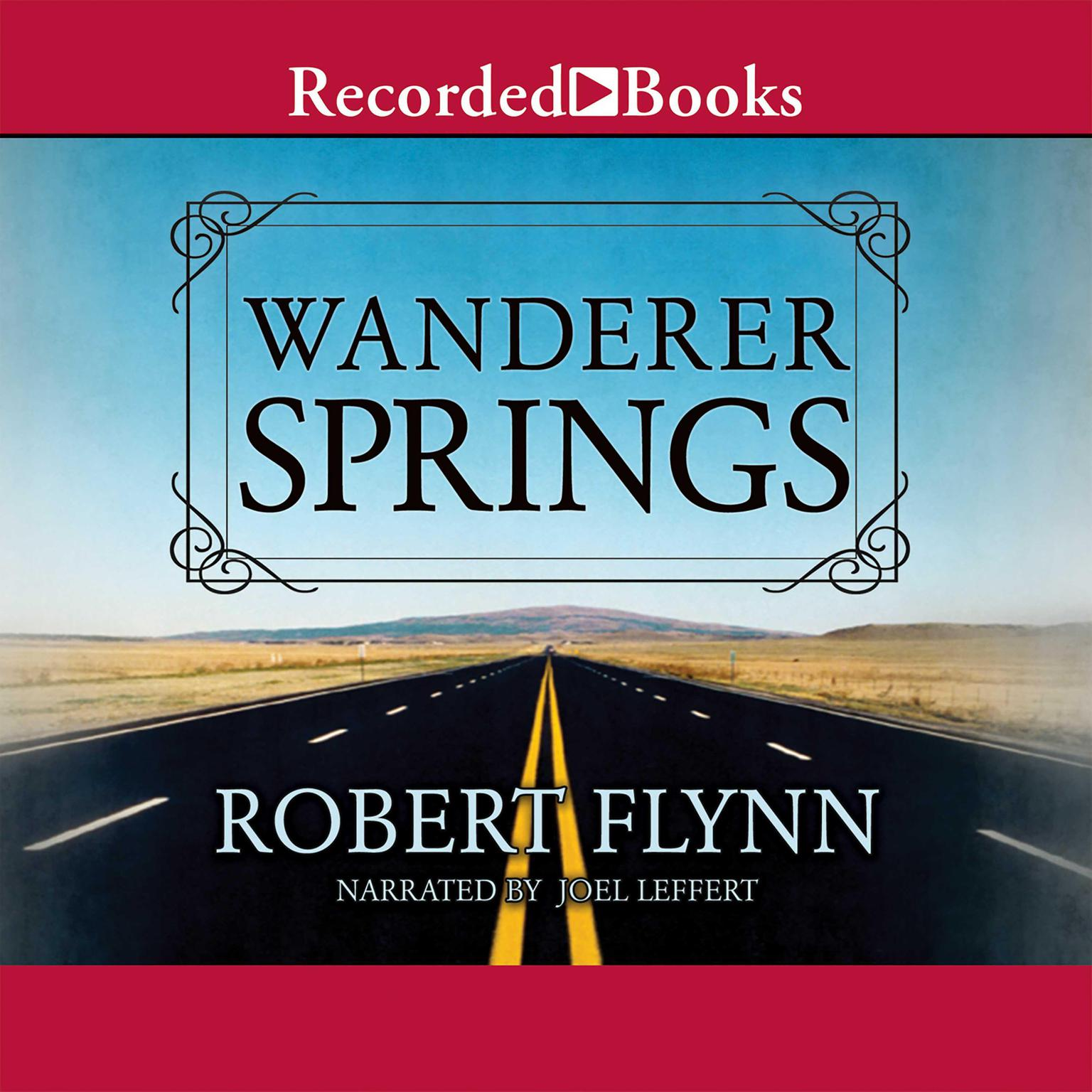Printable Wanderer Springs Audiobook Cover Art