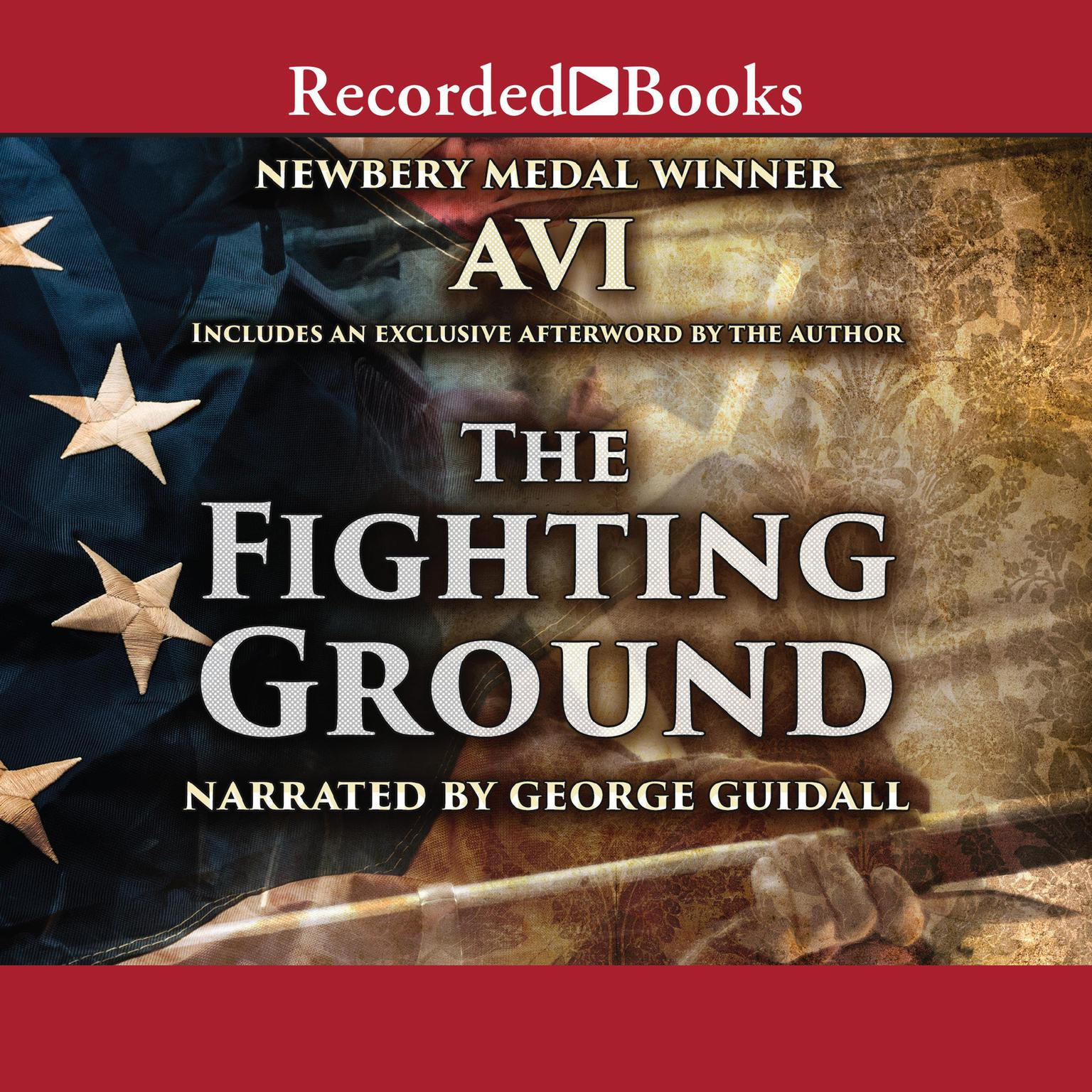 Printable The Fighting Ground Audiobook Cover Art