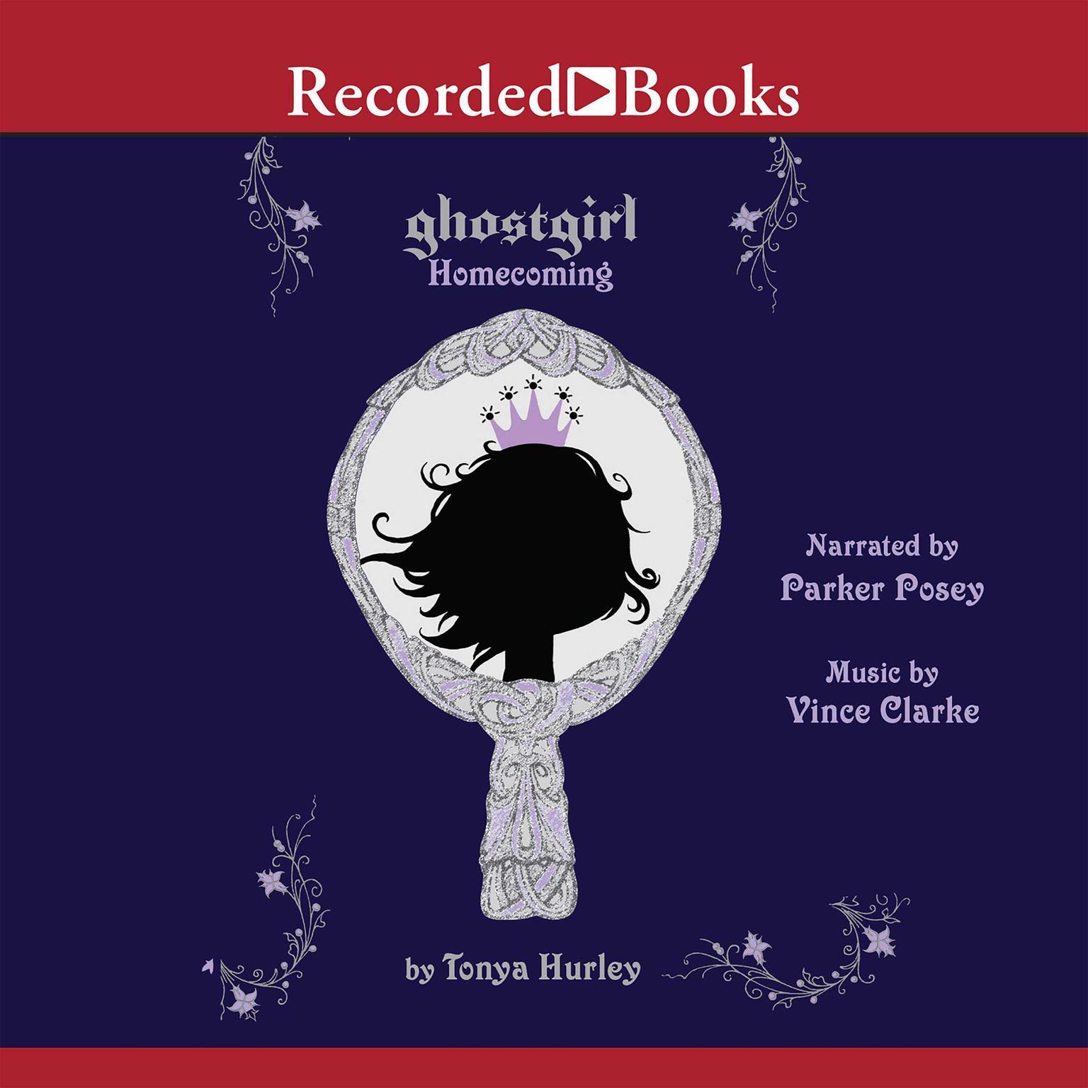 Printable ghostgirl: Homecoming Audiobook Cover Art