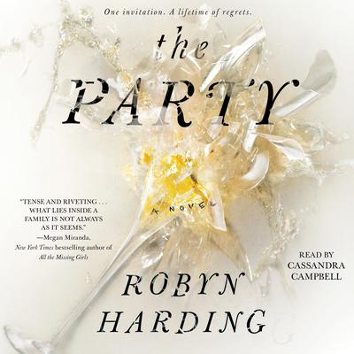 The Party: A Novel Audiobook, by Robyn Harding