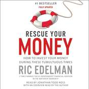 Rescue Your Money: Your Personal Investment Recovery Plan Audiobook, by Ric Edelman