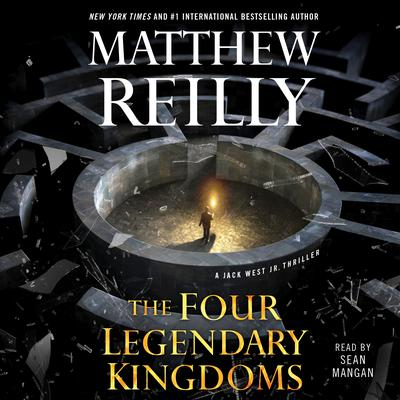 The Four Legendary Kingdoms Audiobook, by
