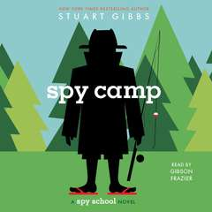 Spy Camp Audiobook, by Stuart Gibbs
