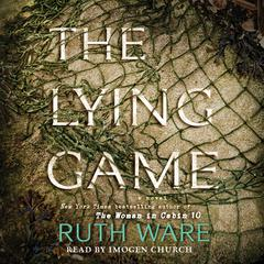 The Lying Game: A Novel Audiobook, by