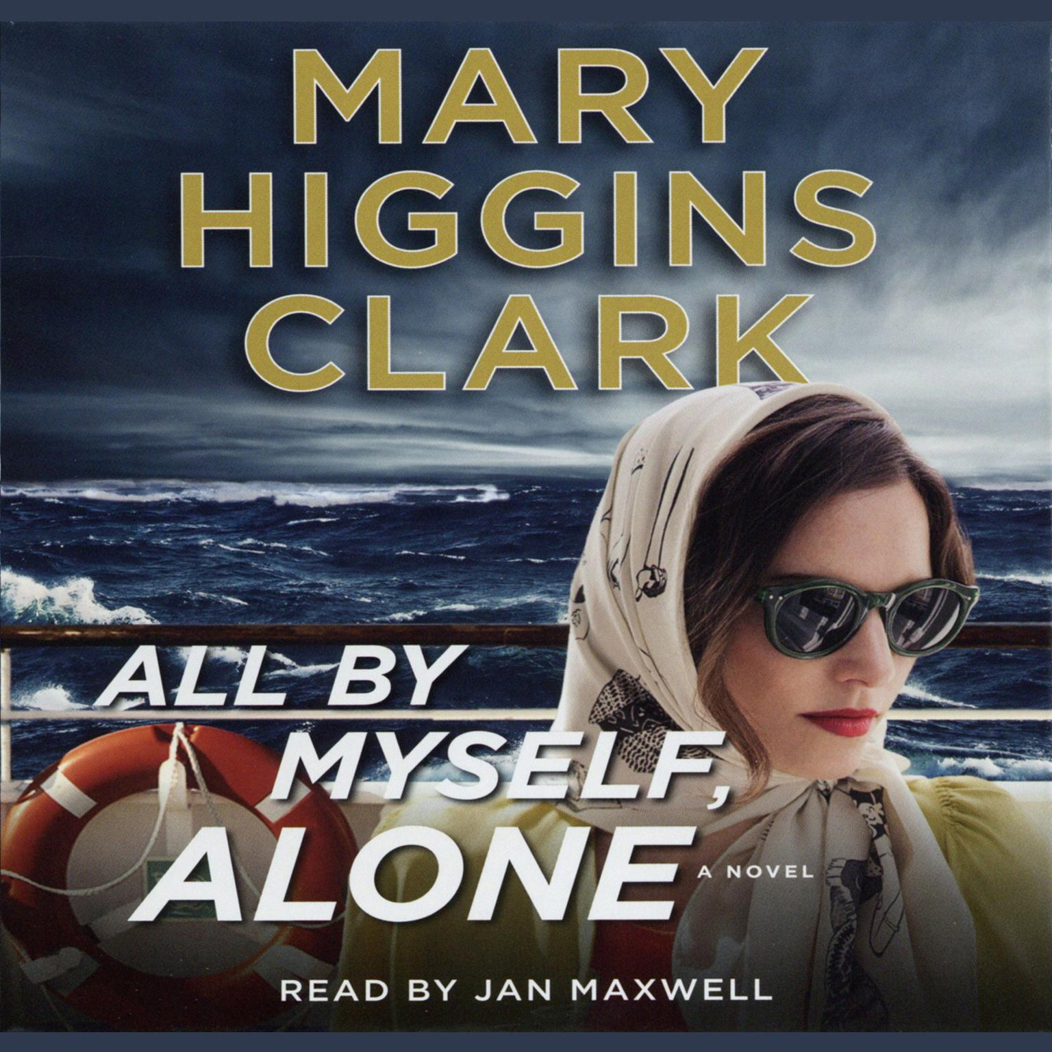 Printable All By Myself, Alone: A Novel Audiobook Cover Art
