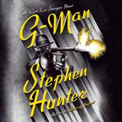 G-Man: A Bob Lee Swagger Novel, by Stephen Hunter