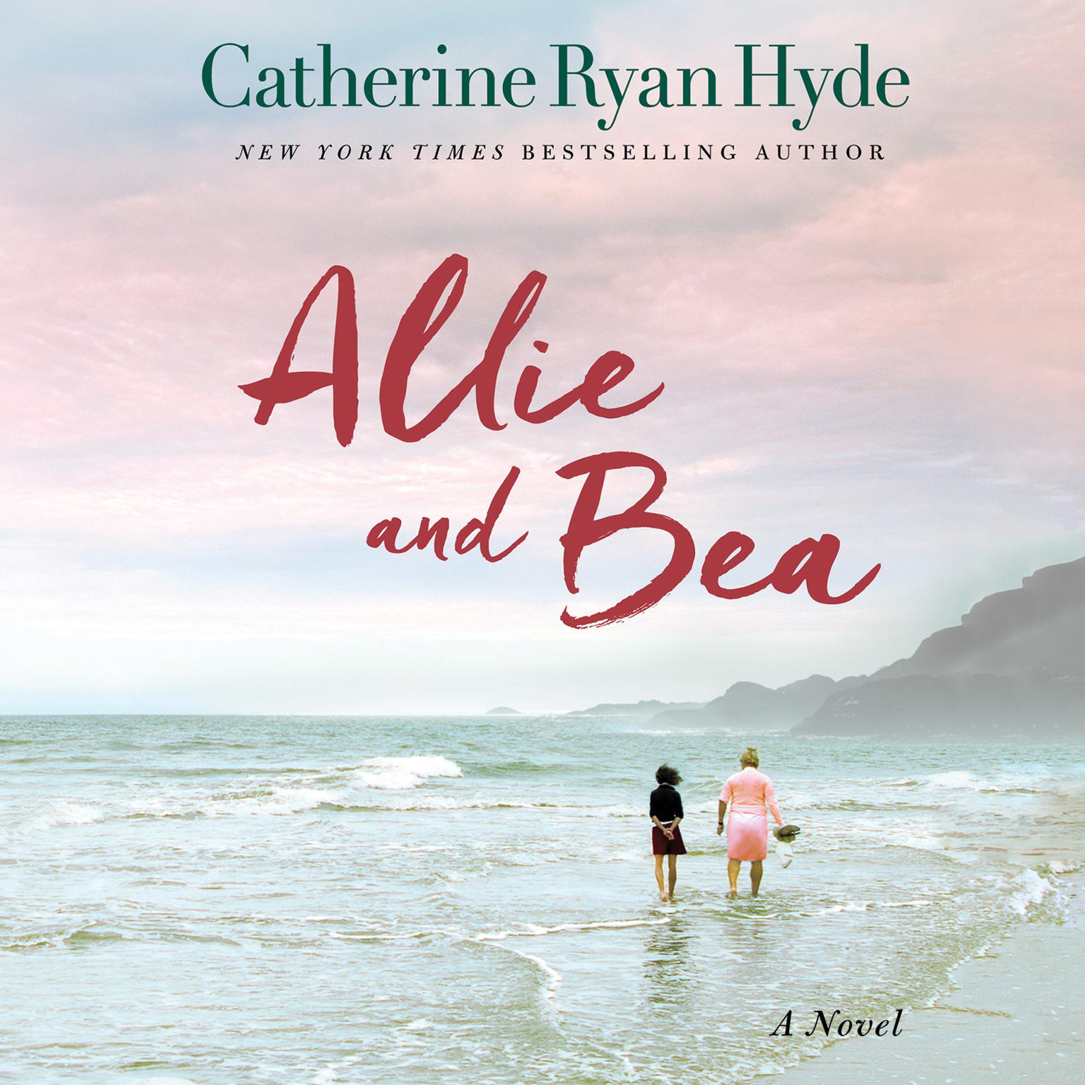 Printable Allie and Bea Audiobook Cover Art