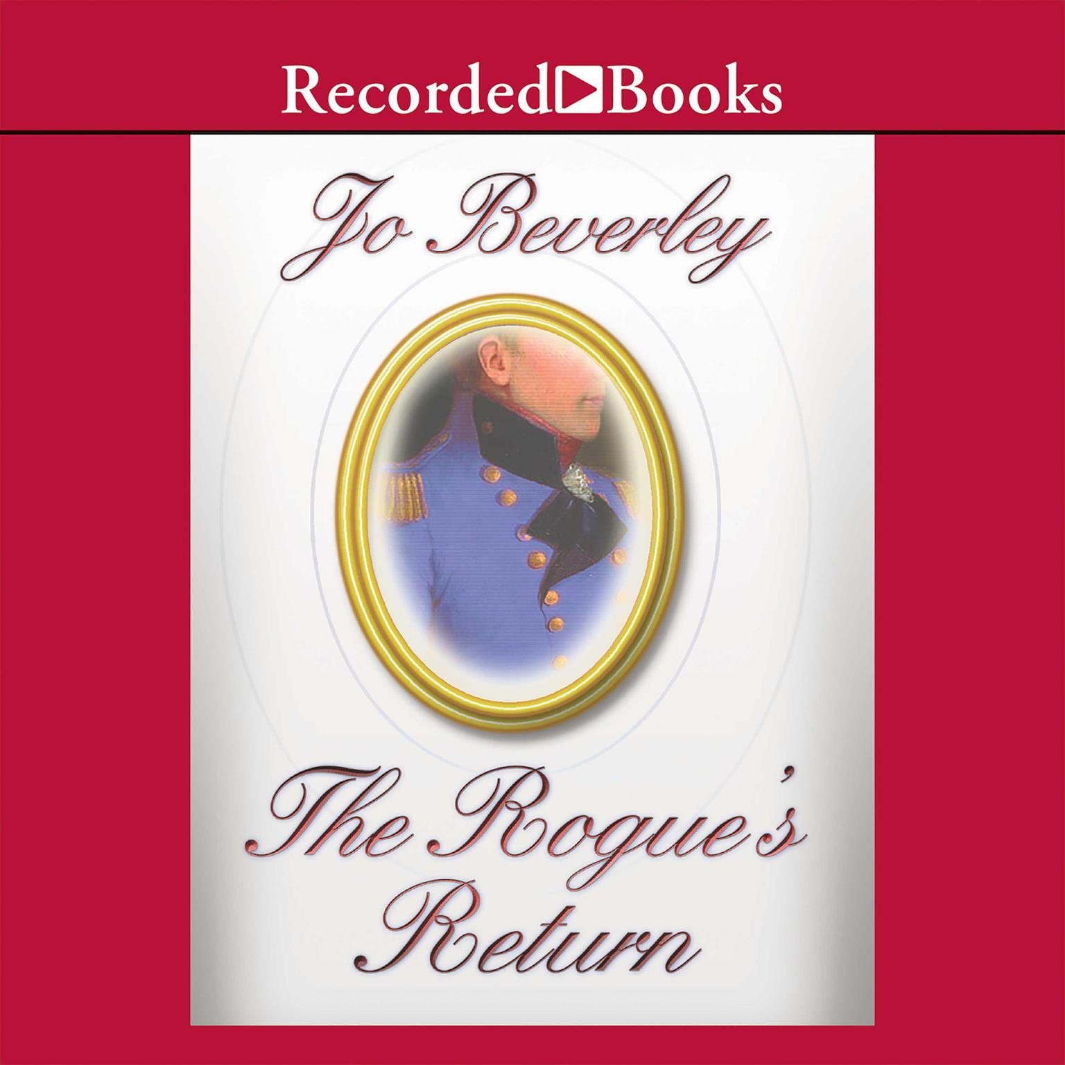 Printable The Rogue's Return Audiobook Cover Art