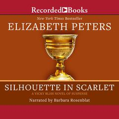 Silhouette in Scarlet Audiobook, by Elizabeth Peters