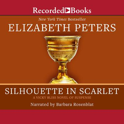 Silhouette in Scarlet Audiobook, by