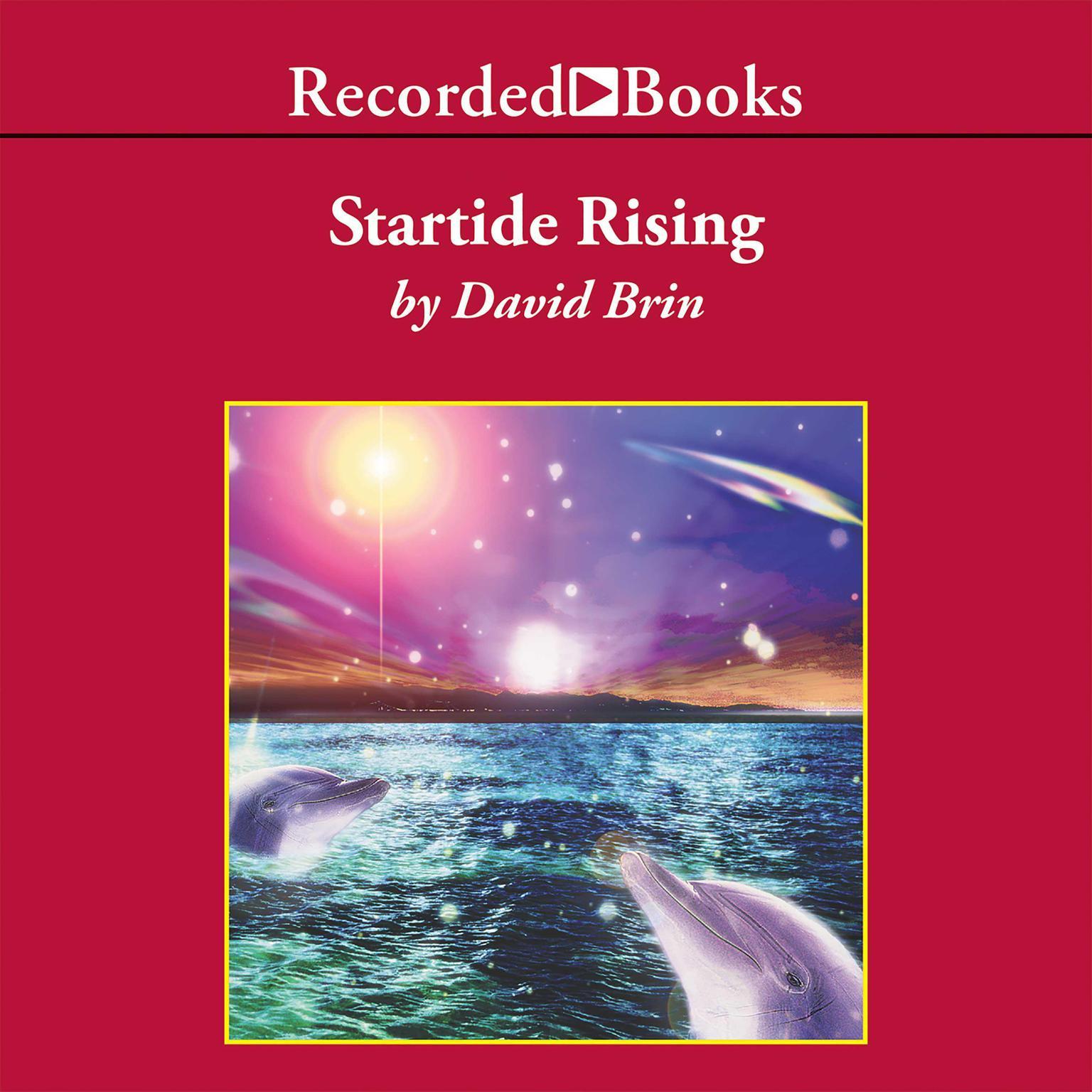 Printable Startide Rising Audiobook Cover Art