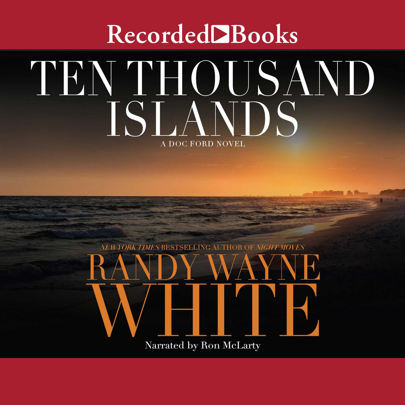 Printable Ten Thousand Islands Audiobook Cover Art