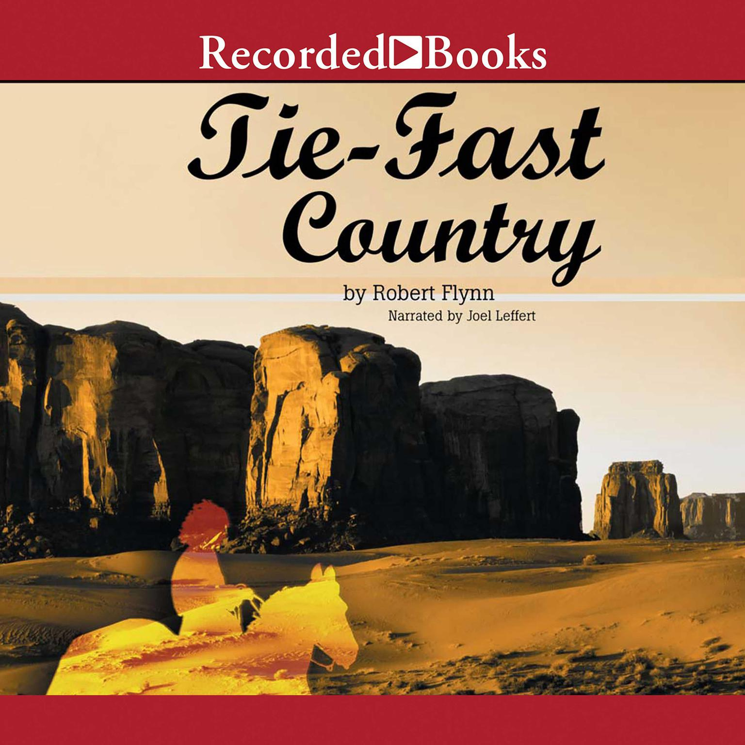 Printable Tie-Fast Country Audiobook Cover Art