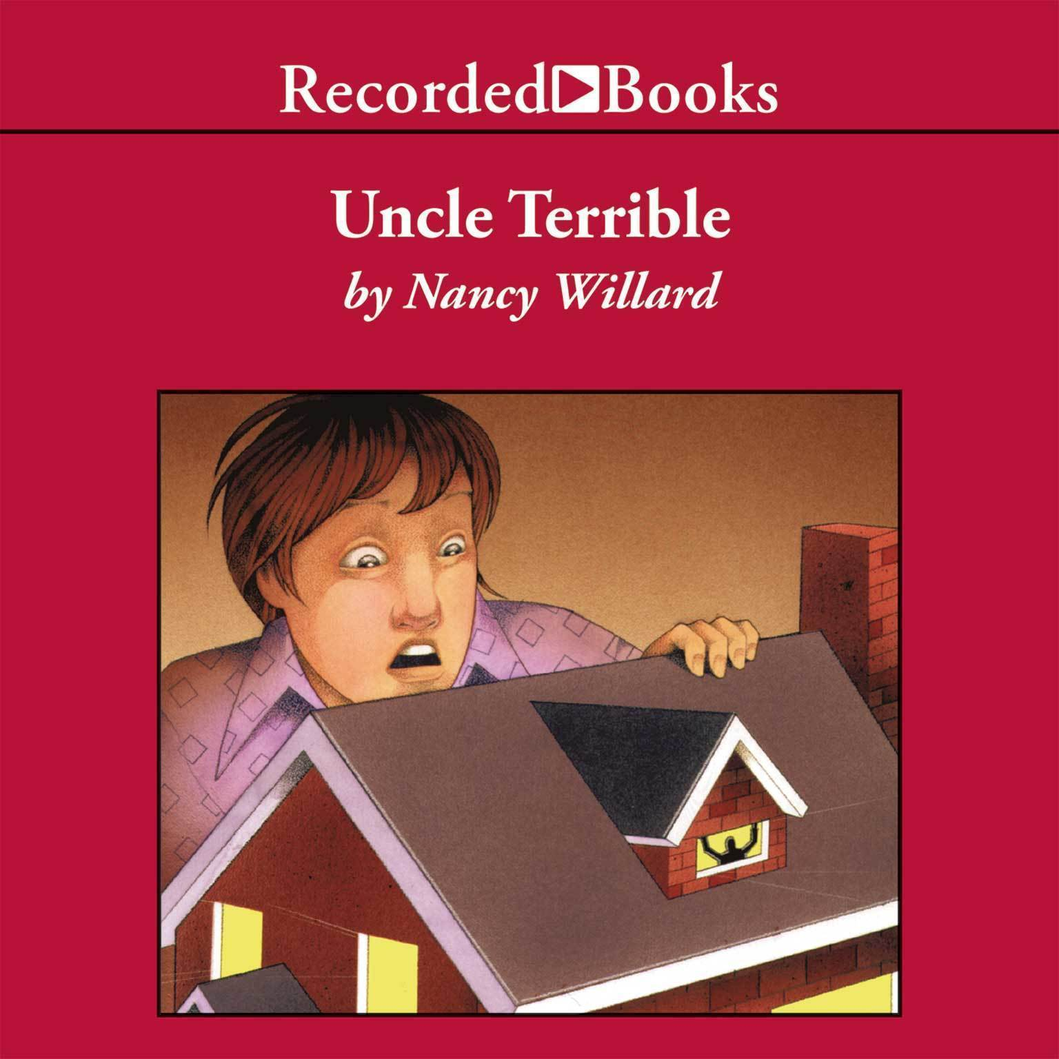 Printable Uncle Terrible Audiobook Cover Art