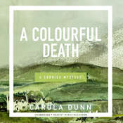 A Colourful Death: A Cornish Mystery Audiobook, by Carola Dunn