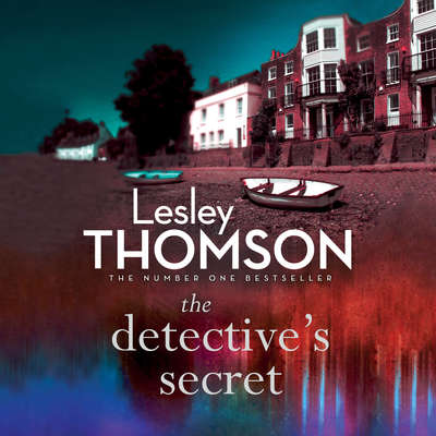 The Detectives Secret Audiobook, by Lesley Thomson