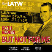 But Not For Me Audiobook, by Keith Reddin