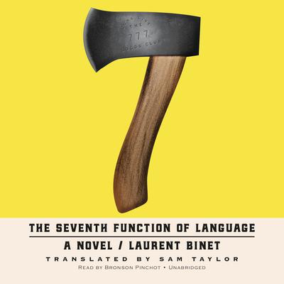 The Seventh Function of Language Audiobook, by