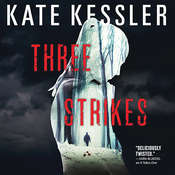 Three Strikes Audiobook, by Kate Kessler